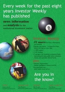 Investor Weekly advert 2002