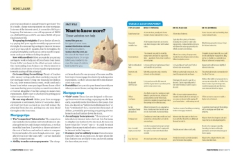 Money magazine westpac booklet page 3
