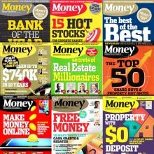 Money magazine covers