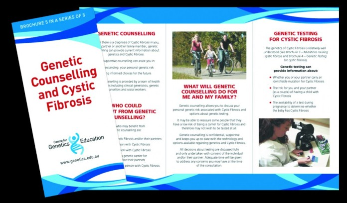 Centre for Genetics brochure