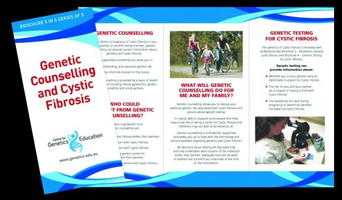Centre for Genetics brochure