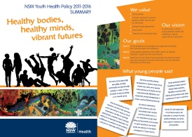 YHP summary - four page brochure outside pages