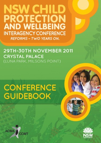 Keep them Safe conference guide cover