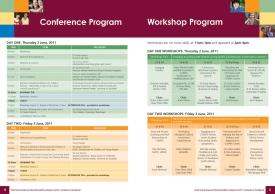 CAMHS conference handbook Program