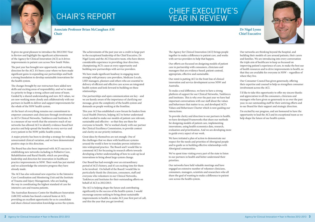ACI Year in Review 2013 - spread1