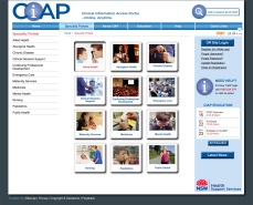 CIAP resources page