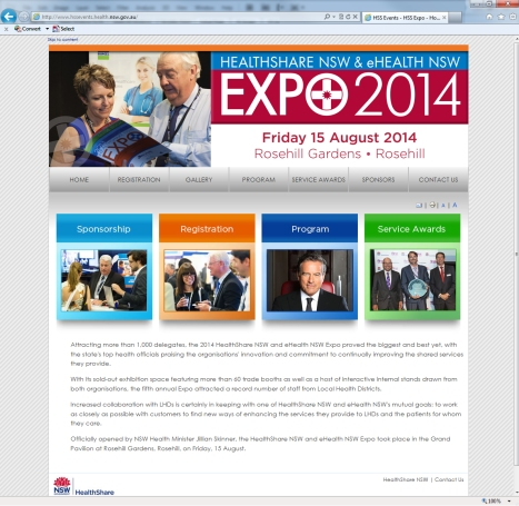 expo 2013 website