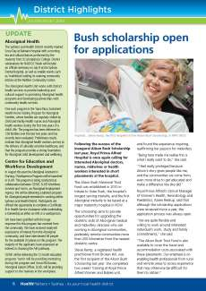 SLHD HealthMatters July-August Issue32 pg6