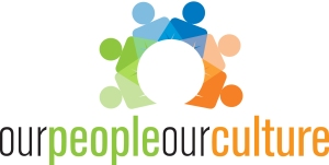 Our People Our culture logo