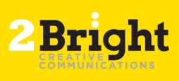 2bright logo - yellow bkgd