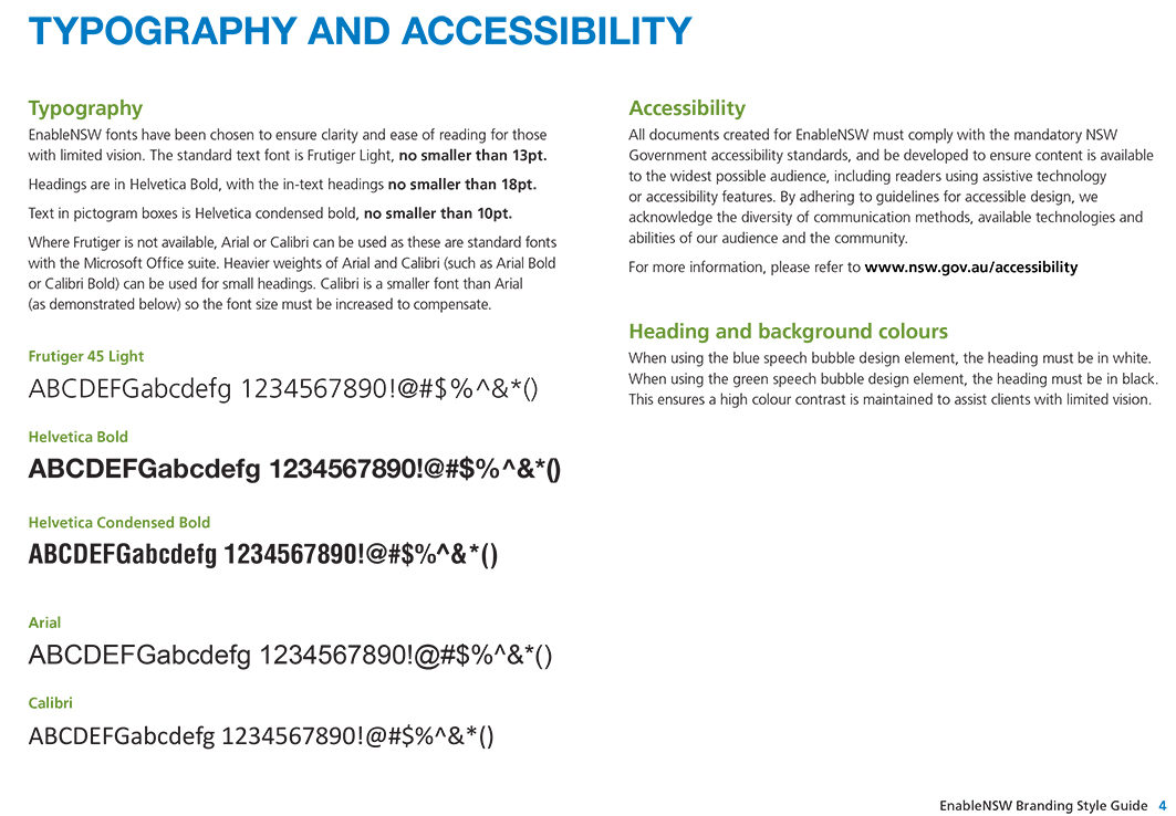 Enabling an accessible redesign | 2Bright Creative